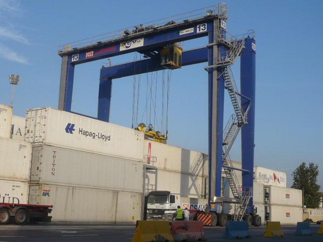 RTGs & Cranes